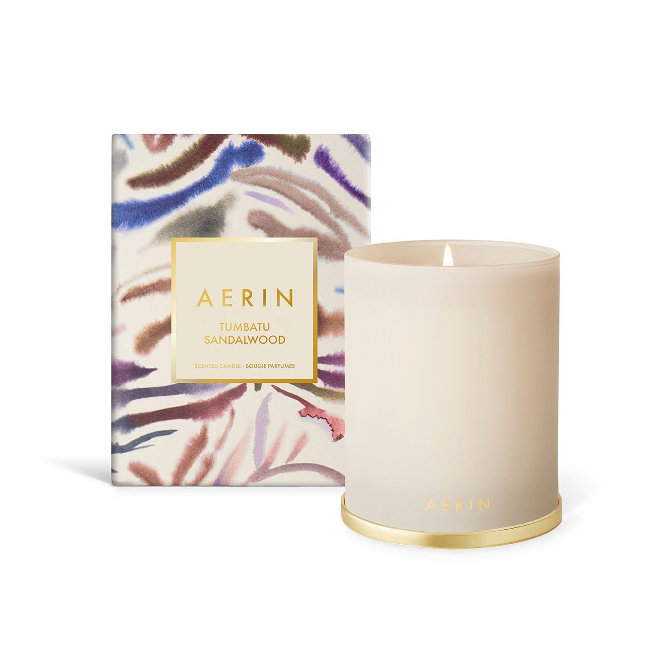 Aerin Scented Candle Collections Tumbatu Sandalwood