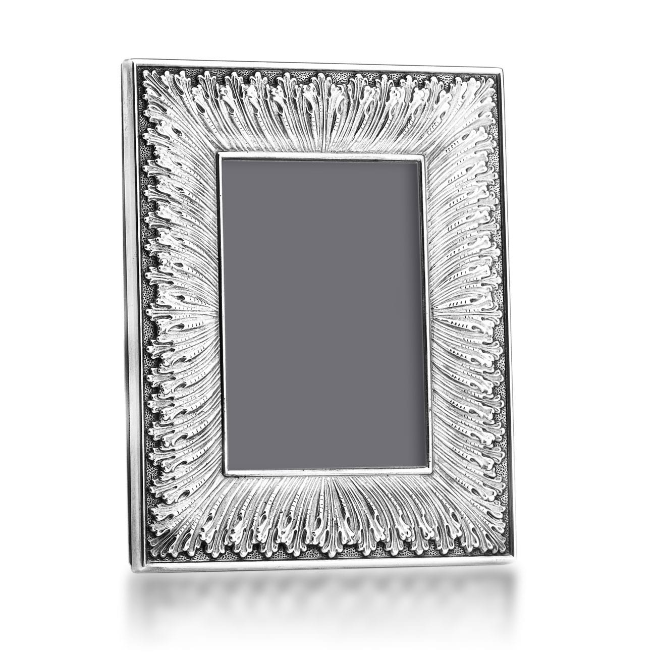 Buccellati Sterling Silver Linenfold Frame Collection