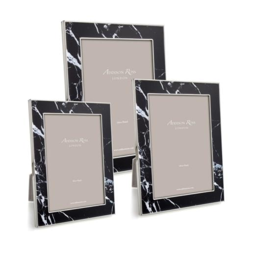 Addison Ross Black Marble Frame Collection