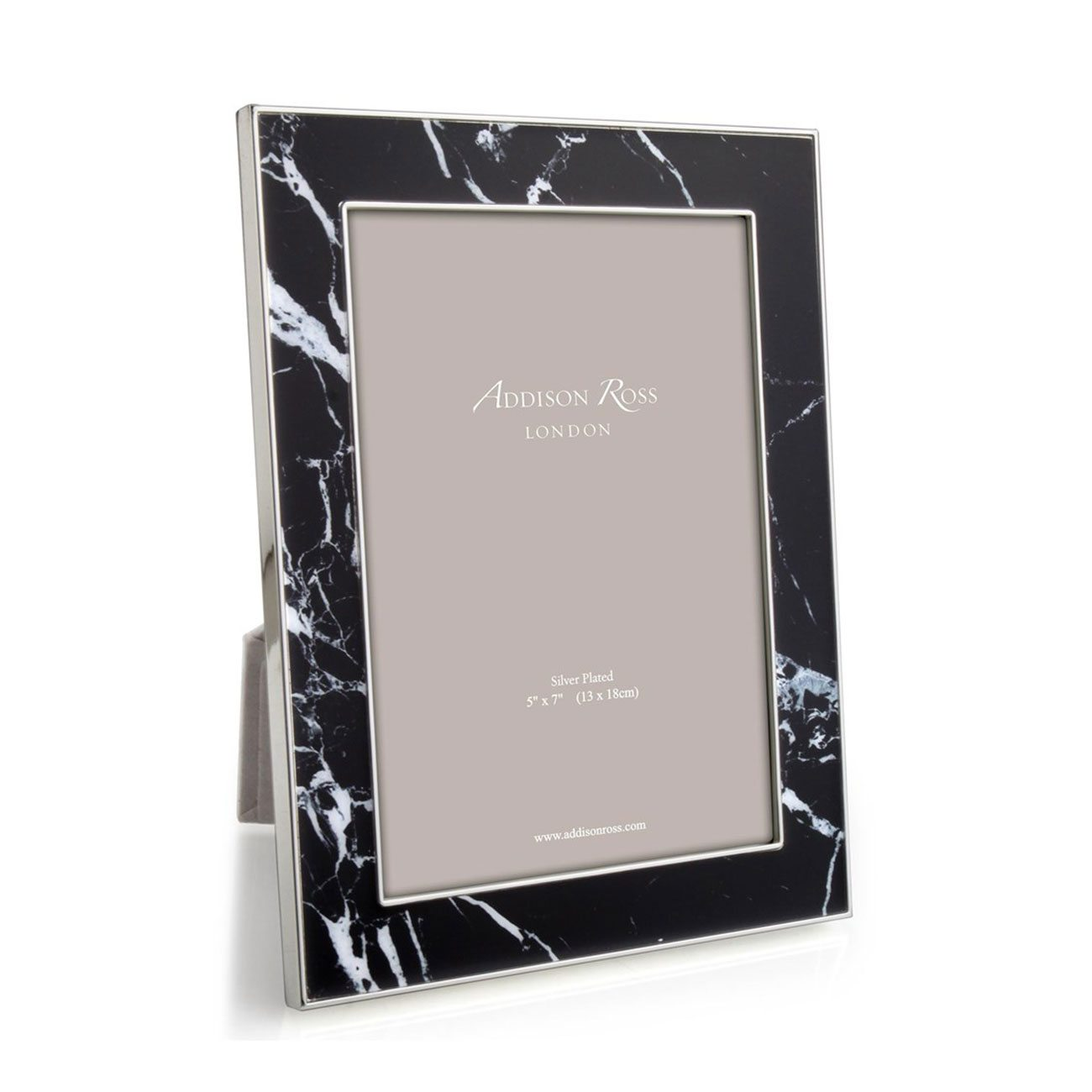 Addison Ross Black Marble Frame 8x10