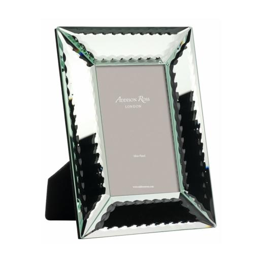 Addison Ross Scalloped Mirror Frame 4x6