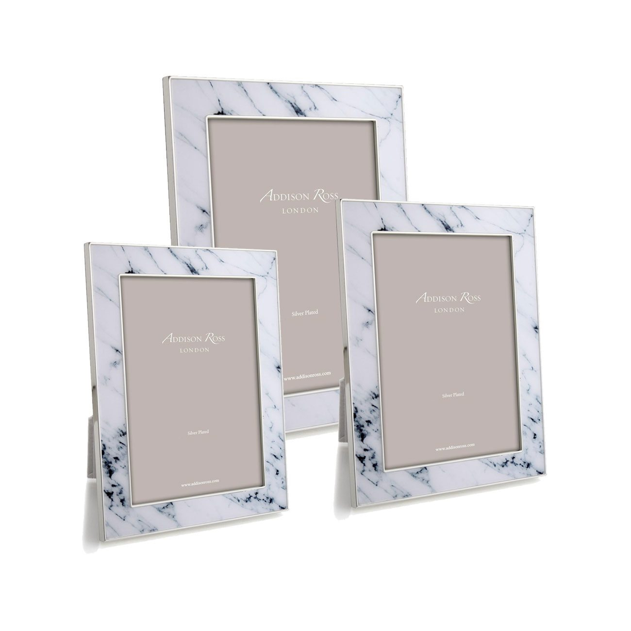 Addison Ross White Marble Frame Collection