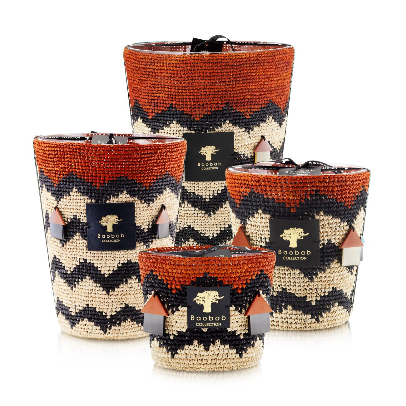 Baobab Limited Edition Trano Candle Collection