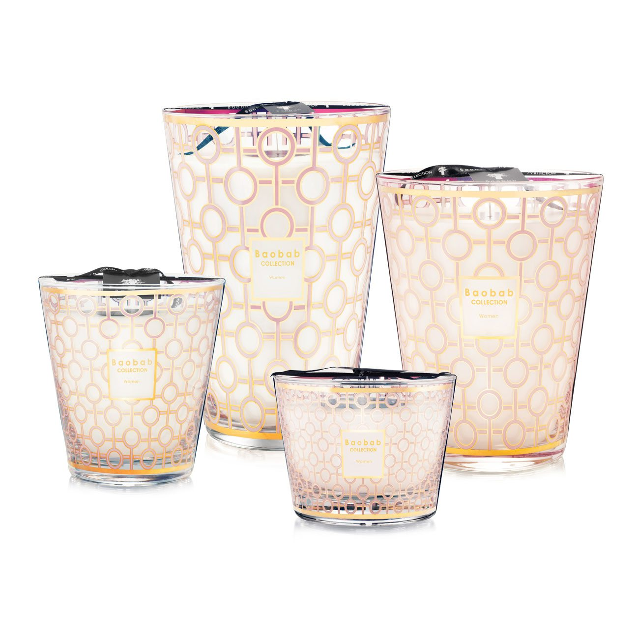 Baobab Women Candle Collection