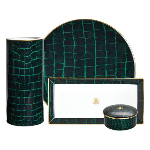 Prouna Alligator Emerald Collection