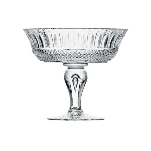 Saint-Louis Crystal Tommy Footed Bowl