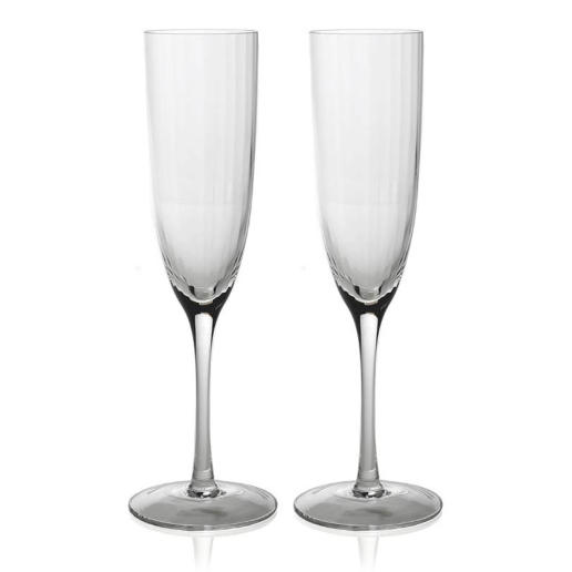 William Yeoward Corinne Flute Champagne, Set Of 2
